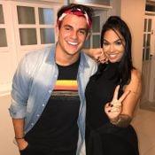 Ex-BBB Antônio posta foto com Mayara, mas nega revival: 'Somos amigos'