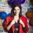 Keyla (Gabriela Medvedovski) vai se apresentar na festa junina do Colégio Cora Coralina na próxima semana da novela teen 'Malhação - Viva a Diferença'