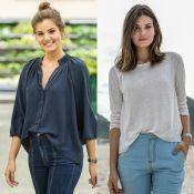 Calça jeans é a peça favorita do guarda-roupa de Camila Queiroz: 'Não abro mão'