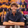 Kaká afirmou estar  feliz com a atual fase amorosa e elogiou a namorada