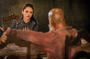Novela 'Novo Mundo': Fred revela para Anna como Thomas matou seu pai