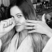 Andressa Suita chama maquiadora para melhorar autoestima: 'Gabriel me autorizou'