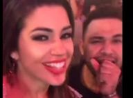 Ex-BBB Vivian explica ausência do namorado, Manoel, em micareta: 'Compromisso'