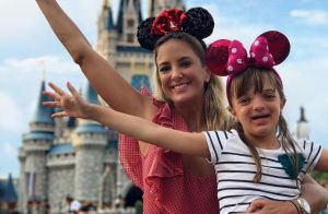 Ticiane Pinheiro comemora 8 anos da filha, Rafa Justus: 'Trouxe alegria e cor'