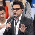 Zezé Di Camargo revela que já falhou na hora H com uma mulher: 'Brochei aos 16 anos'