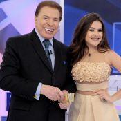 Maisa Silva repreende Silvio Santos por comentários polêmicos: 'Perde a linha'