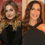 Sasha encontra Ivete Sangalo em evento com Bruna Marquezine e Sabrina Sato