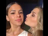 Bruna Marquezine e Sasha curtem show de Madonna e Lenny Kravitz em festa. Vídeo!
