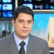Evaristo Costa se despede do 'Jornal Hoje' após 14 anos: 'Obrigado pelo carinho'