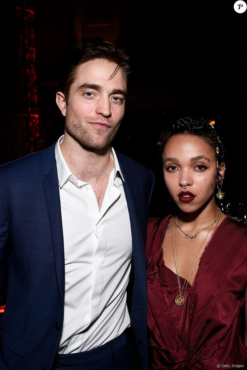Robert Pattinson confirmou que está noivo da cantora FKA Twigs: 'Ela é fantástica'