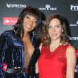 Ludmilla ousou no look para premiação destinada a bares e restaurantes do Rio de Janeiro