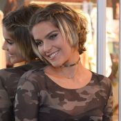 Isabella Santoni explica como engordou 10 kg: '4 croissants todo dia de manhã'