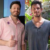 Danilo Gentili ataca João Vicente por críticas a Silvio Santos: 'Playboyzinho'