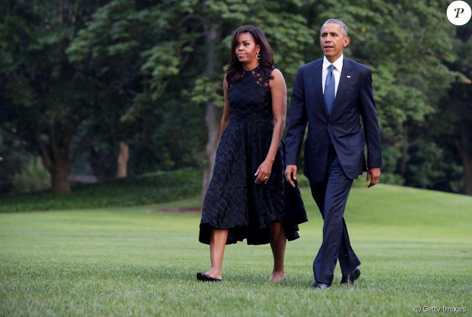 Será? Barack e Michelle Obama estão se separando, segundo site