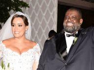 Péricles, ex-Exaltasamba, oficializa casamento com pedagoga após 5 anos. Fotos!