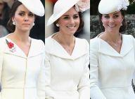Kate Middleton repete, pela segunda vez, look Alexander McQueen. Compare!