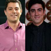 Evaristo Costa brinca com Marcelo Adnet sobre 'Tá no Ar': 'Tem vaga?'