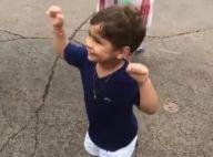 Simone, dupla de Simaria, dança com marido e filho em passeio na Disney. Vídeo!