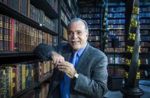Tony Ramos fala de novela e explica ausência na web: 'Quero tempo para amar'