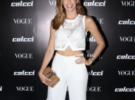 All white: Camila Coutinho se joga no branco em evento fashion. Fotos do look!