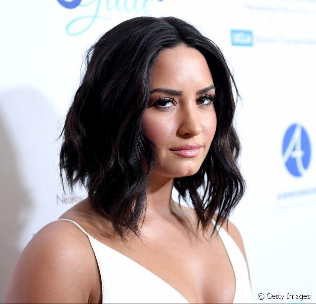 Demi Lovato disse que não gosta de ser chamada de bipolar nesta quinta-feira, 3 de julho de 2017