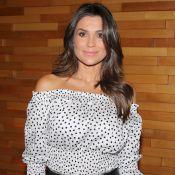 Flávia Alessandra nega disputar herança de Marcos Paulo:'Represento minha filha'