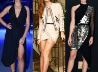 Alerta tendência: famosas apostam em looks assimétricos. Veja as produções!