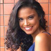 'Filho não destrói a carreira de ninguém', diz Aline Dias, grávida de seis meses