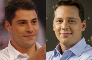 Dony de Nuccio elogia Evaristo Costa após jantar: 'Carismático e talentoso'