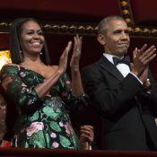 Michelle Obama parabeniza marido, Barack, após rumores de separação: 'Te amamos'