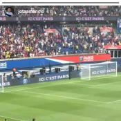 Neymar é ovacionado e quebra protocolo ao ser apresentado no PSG: 'Dia mágico'