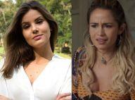 'Pega Pega': Luiza dá bofetada em Sandra Helena por beijo em Eric. 'Cara de pau'