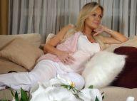 'Vai sobreviver e sem sequelas', diz Eliana sobre filha após susto na gravidez