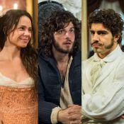 Novela 'Novo Mundo': Joaquim é revelado filho de Amália e irmão de dom Pedro