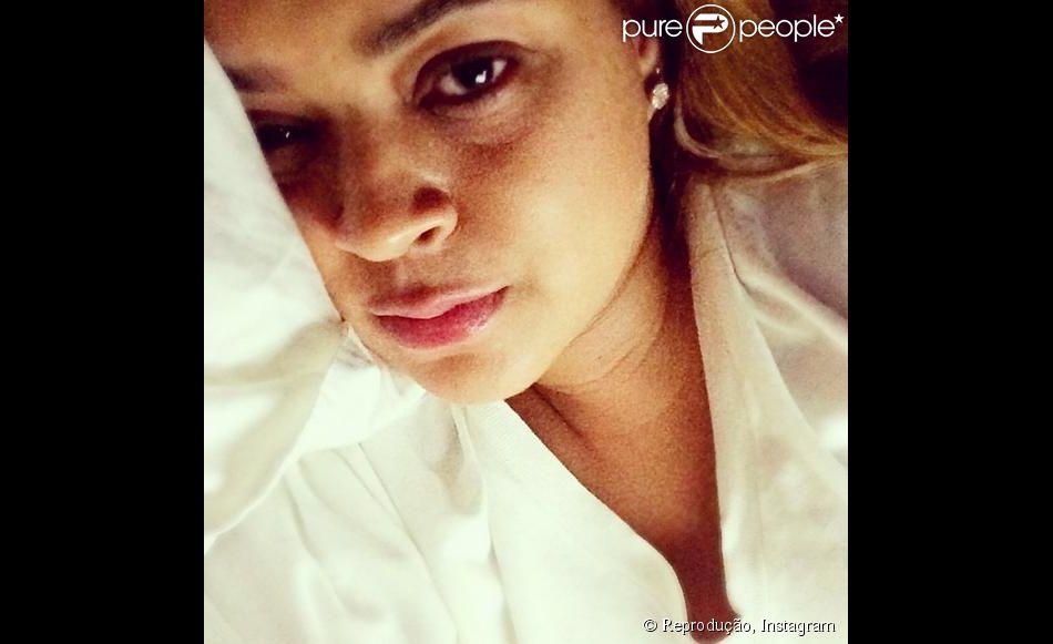 Preta Gil não aceitou o pedido de desculpas do 'Pânico' (12 de abril de 2014)