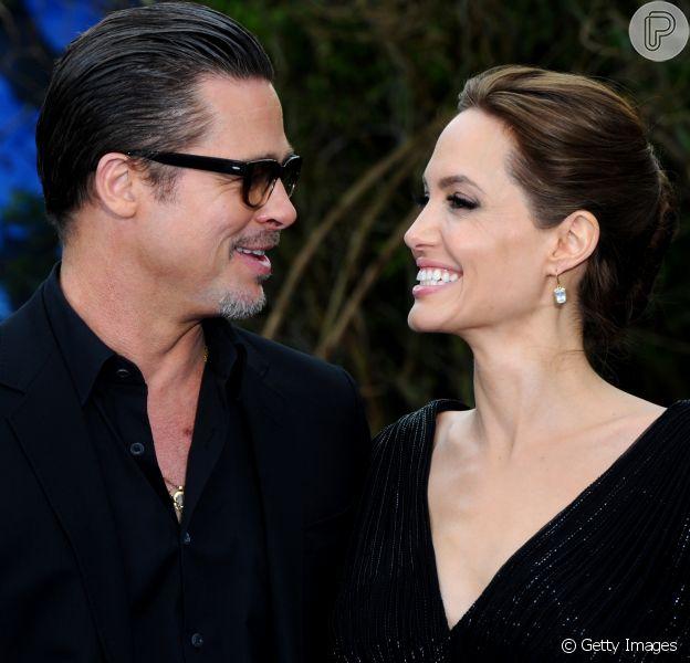 Angelina Jolie e Brad Pitt não finalizaram o processo de divórcio quase um ano após anunciarem o fim do casamento