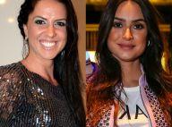 Graciele Lacerda rebate Thaila Ayala após críticas a Zezé Di Camargo: 'Nem ligo'