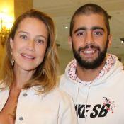 Luana Piovani se declara nos 29 anos do marido em foto com filhos: 'Grata, amor'