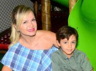 Eliana, grávida pela 2ª vez, festeja 6 anos do filho: 'Mais lindo por dentro'