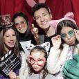 Rodrigo Faro, pai de Helena, Clara e Maria, adora levar a família para todos os lugares e constantemente compartilha momentos de diversão com os seus seguidores nas redes sociais