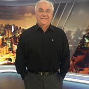 Em luta contra o câncer, Marcelo Rezende é liberado pelos médicos para viajar