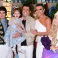 Festa de aniversário de Valentina, filha de Mirella Santos e Ceará, aconteceu em São Paulo