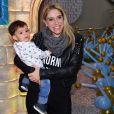 Ceará e Mirella Santos receberam amigos na festa de aniversário da filha, Valetina