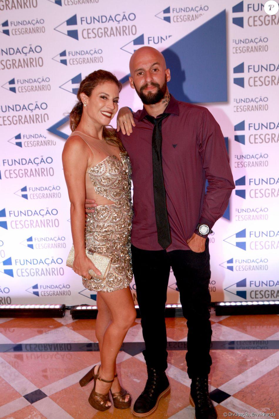 Maíra Charken vai se casar com o atleta Renato Anunes