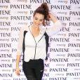 Camila Queiroz é embaixadora da marca de cosméticos Pantene