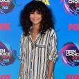 A cantora Zendaya esteve no Teen Choice Awards, realizado no Galen Center, em Los Angeles, neste domingo, 13 de agosto de 2017