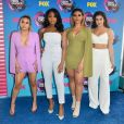As meninas do grupo 'Fifth Harmony' marcaram presença no Teen Choice Awards 2017 com looks Lavish Alice