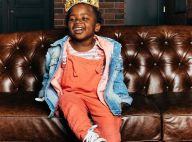 Giovanna Ewbank mostra foto fofa da filha, Títi, usando coroa: 'Minha princesa'