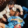 Títi, filha de Giovanna Ewbank e Bruno Gagliasso, completou 3 anos em junho de 2017