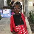 Filha de Giovanna Ewbank, Títi foi elogiada por fãs e seguidores da atriz na rede social